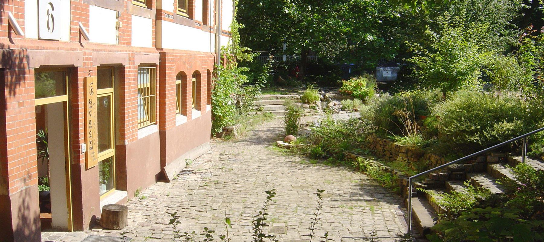 Shinson Hapkido St. Pauli Garten