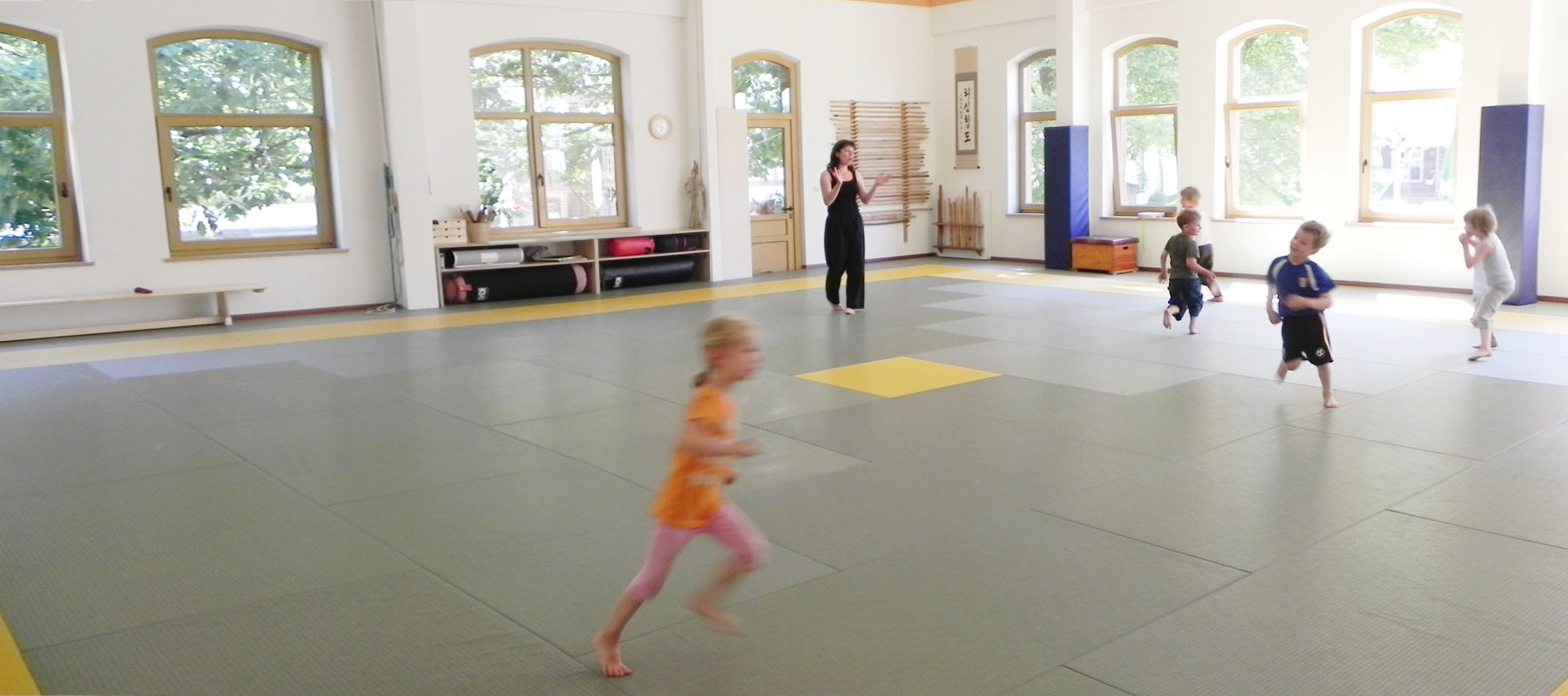 Hapkido St. Pauli Kindertraining
