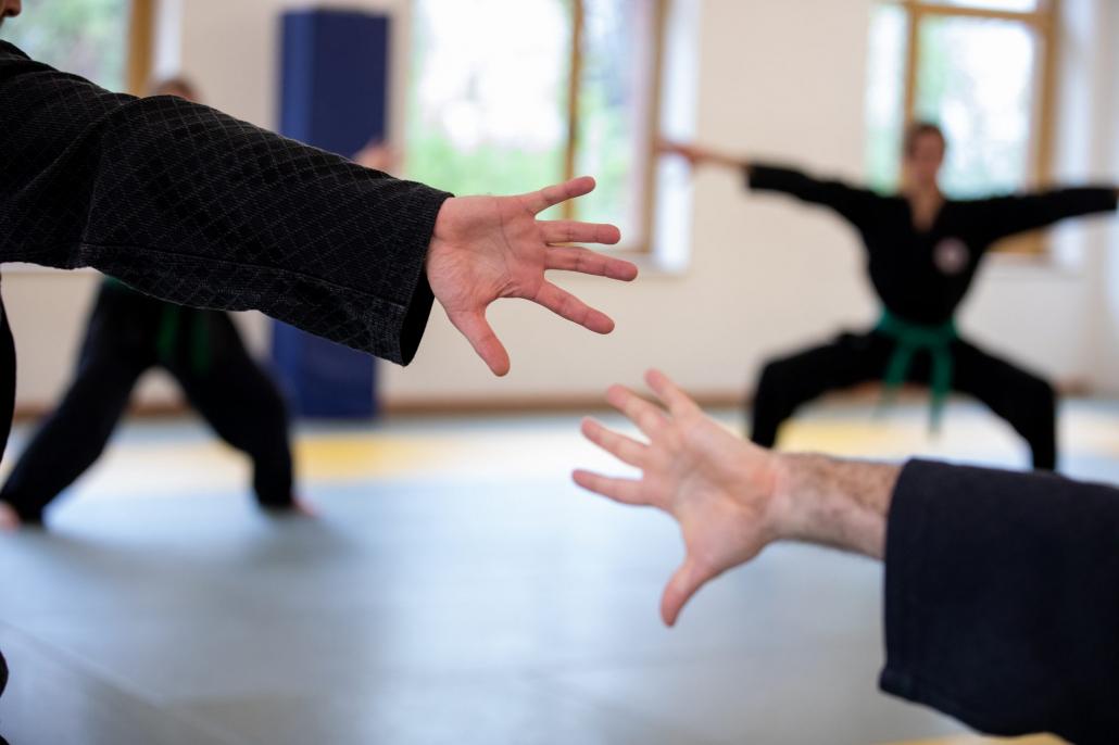 Kampfkunst St. Pauli