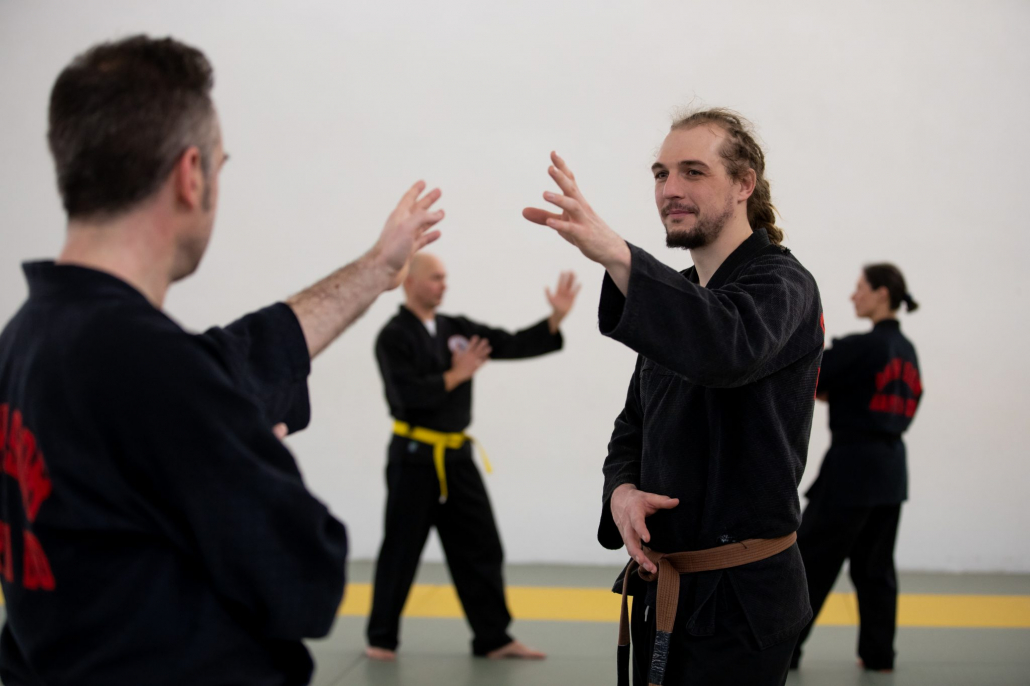 Selbstverteidigung und Kampfkunst in St. Pauli