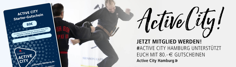 Active City Hamburg Jetzt mit Kampfkunst starten